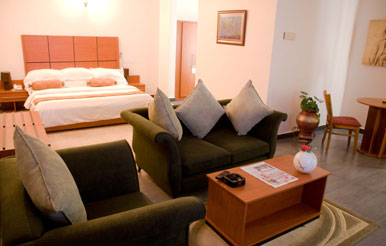 Luxurious rooms in Asokoro